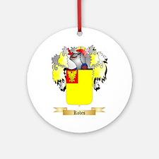 Kobes Ornament (Round)