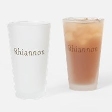 Rhiannon Seashells Drinking Glass