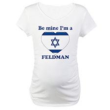Feldman, Valentine's Day Shirt