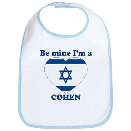 Cohen, Valentine's Day Bib