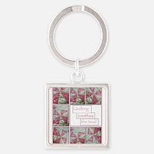 Pinwheel Keychains