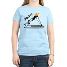 Pilates Cat T-Shirt