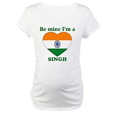 Singh, Valentine's Day Shirt
