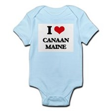 I love Canaan Maine Body Suit