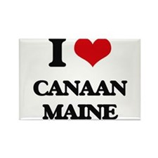 I love Canaan Maine Magnets