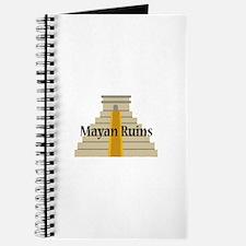 Mayan Ruins Journal