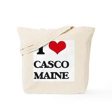 I love Casco Maine Tote Bag
