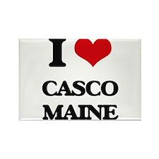 I love Casco Maine Magnets