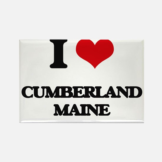 I love Cumberland Maine Magnets