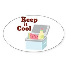 Keep Cool Decal