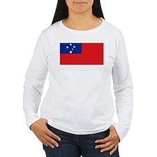 Samoan flag T-Shirt
