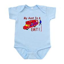 My Aunt is a EMT - Infant Bodysuit
