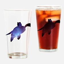 Galaxy Turtle #2 Drinking Glass