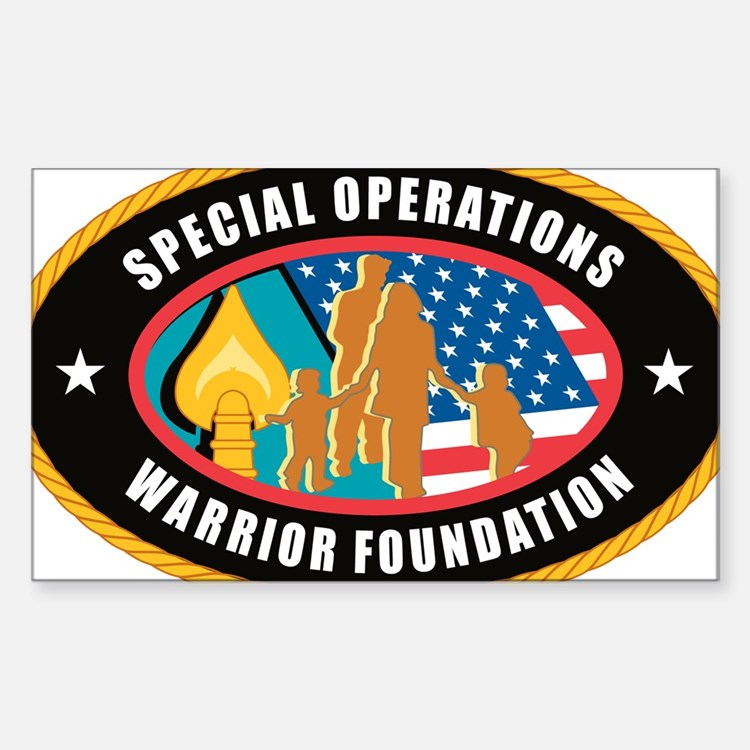 Special Operations Warrior Foundation Decal