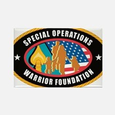 Special Operations Warrior Foundation Magnets