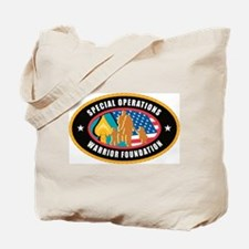 Special Operations Warrior Foundation Tote Bag