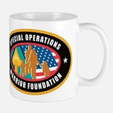 Special Operations Warrior Foundation Mugs