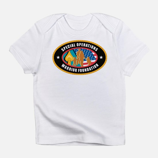 Special Operations Warrior Foundation Infant T-Shi