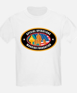 Special Operations Warrior Foundation T-Shirt