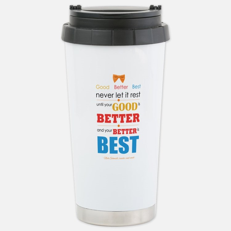 Cute Let Travel Mug