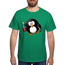 Drunk Penguin T-Shirt
