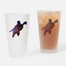 Galaxy Turtle #1 Drinking Glass