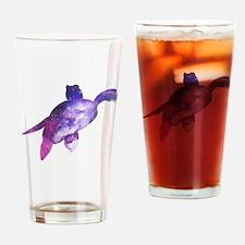 Galaxy Turtle #3 Drinking Glass