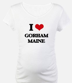 I love Gorham Maine Shirt
