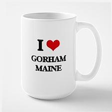 I love Gorham Maine Mugs