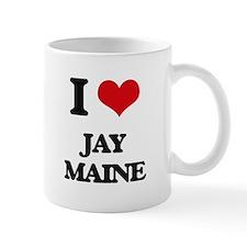 I love Jay Maine Mugs