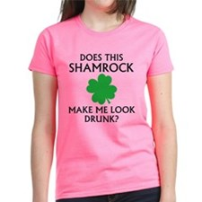 Does This Shamrock Tee