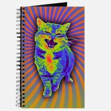 Psychedelic Kitty Journal