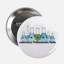 """Lab Beakers 2.25"""" Button (10 Pack)"""