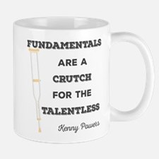 Crutch for the Talentless Mug