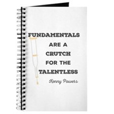 Crutch for the Talentless Journal