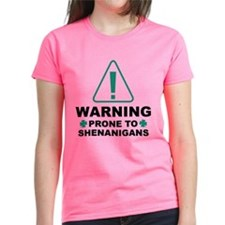Prone To Shenanigans Tee