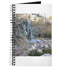Bearly Iced Waterfall Journal