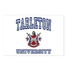 TARLETON University Postcards (Package of 8)