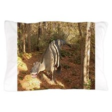 Don't Mess with Little Dino Pillow Case