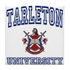 TARLETON University Tile Coaster