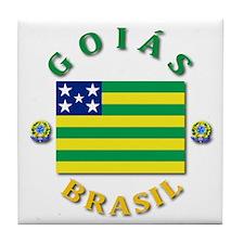 Goias Tile Coaster