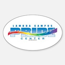 Swish Pride Oval Decal