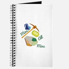 Mine All Mine Journal