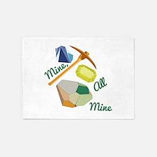 Mine All Mine 5'x7'Area Rug