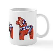 The Swedish Horse Mug