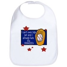 Unique Boston baby Bib