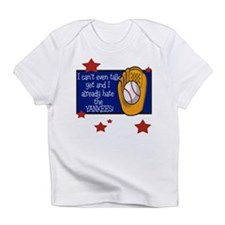 Cute Red sox yankee Infant T-Shirt