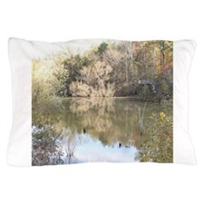 Heavenly Winter Reflections Pillow Case