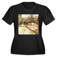 Little Monsters Day Out Plus Size T-Shirt