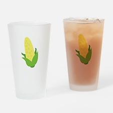 Corn Husk Drinking Glass